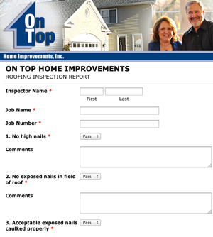 On Top Home Inspection Report
